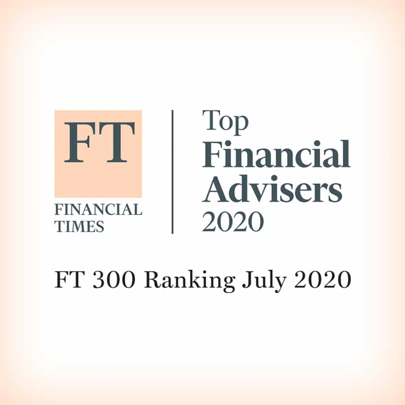 Cary Street Partners Named to 2020 Financial Times 300 Top Registered Investment Advisers